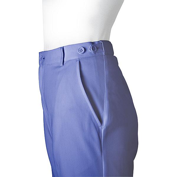 ミズノ ユナイト パンツ(男性用) ブルー M MZ0017 医療白衣 メンズパンツ 1枚 (取寄品)