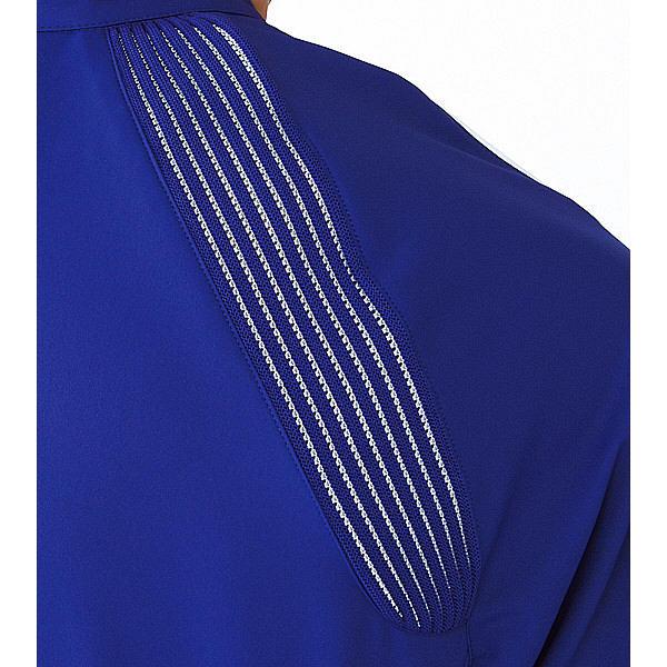ミズノ ユナイト ケーシージャケット(男性用) ネイビー LL MZ0080 医療白衣 1枚 (取寄品)