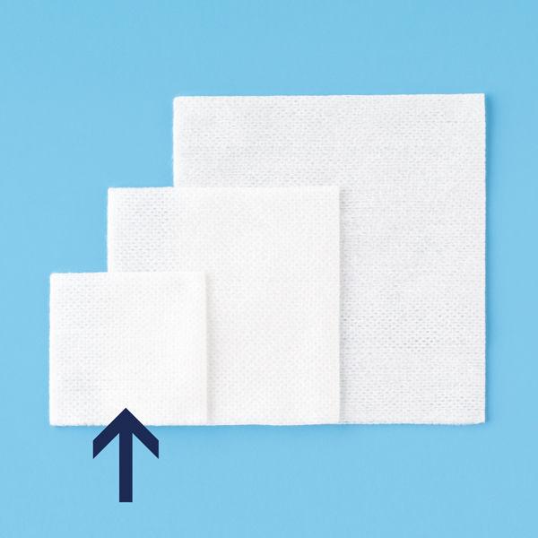 不織布ガーゼ(トリート) 4折 5x5cm 1包(200枚入) エフスリィー