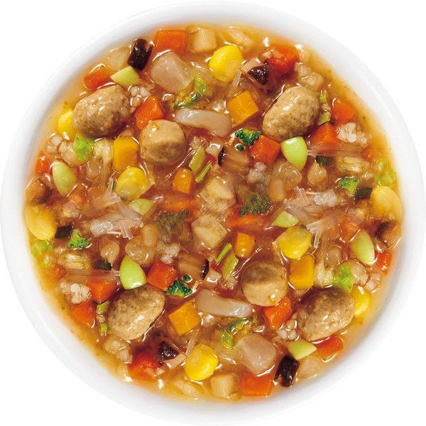 1食分の野菜 いわしのフィッシュボール