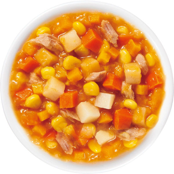 おいしいレシピ ツナとかぼちゃのカレー