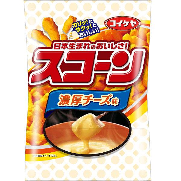 コイケヤ スコーン 濃厚チーズ味 3袋