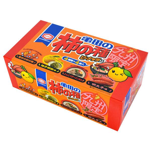 九州限定 亀田のお土産柿の種