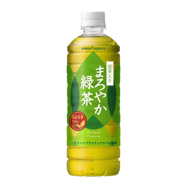まろやか緑茶 600ml 6本