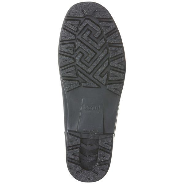 アスクル 「現場のチカラ」 耐油黒長靴 28.0
