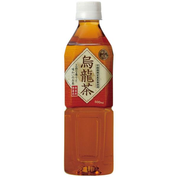 神戸茶房烏龍茶 500ml 6本