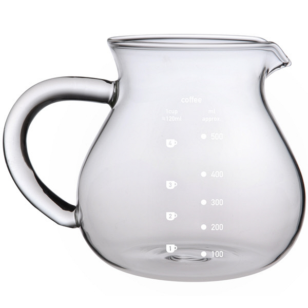 コーヒーサーバー2~4人用(500ml)