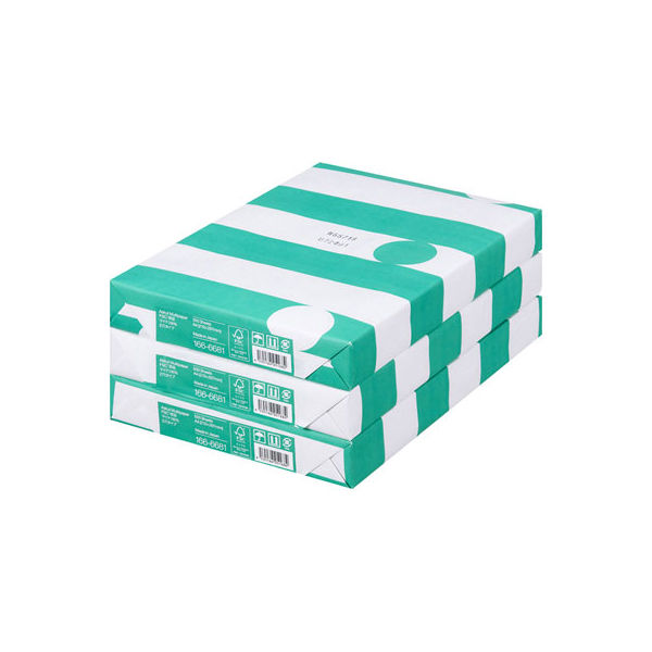 FSC認証フレッシュホワイト A4 1箱