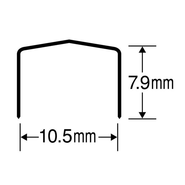 マックス ボステッチ針 MS90012 21155/16L (直送品)
