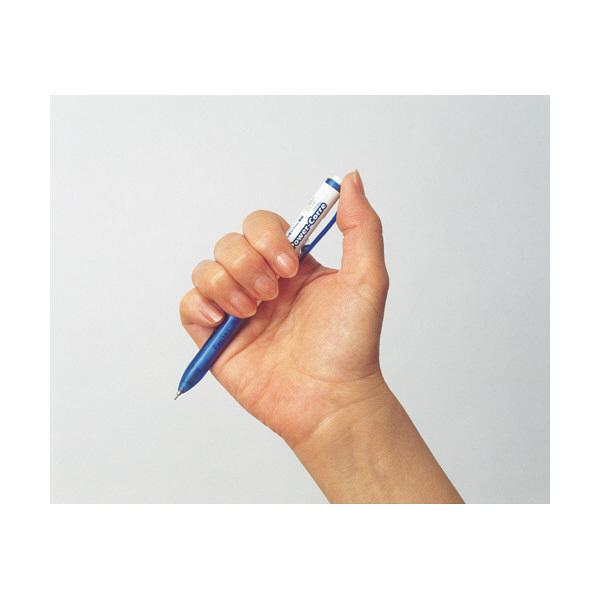 ぺんてる ノック式修正ボールペン パワコレ XZL15-WP (直送品)