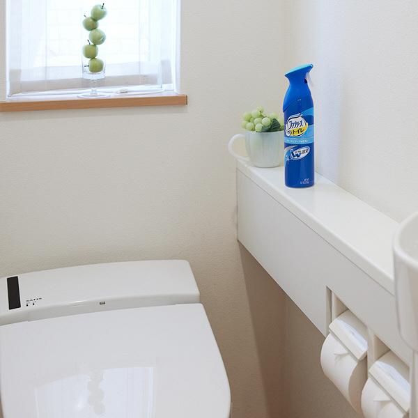 トイレ用ファブリーズ フルーティーソープ