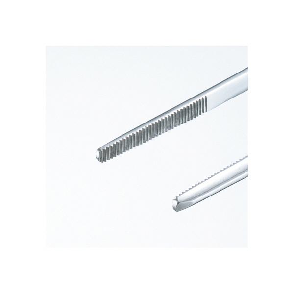 ニチオン 外科鑷子(無鈎/180mm) 0‐300‐18 1本