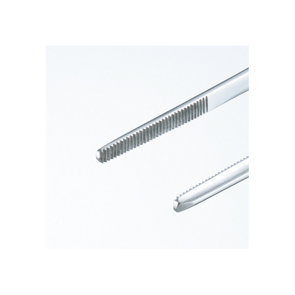 ニチオン 外科鑷子(無鈎/230mm) 0‐300‐23 1本