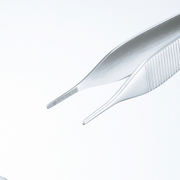 ニチオン アドソン鑷子(120mm/無鈎) 0‐310‐12 1本