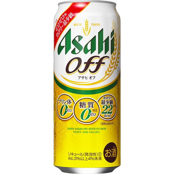 アサヒオフ 500ml 6缶