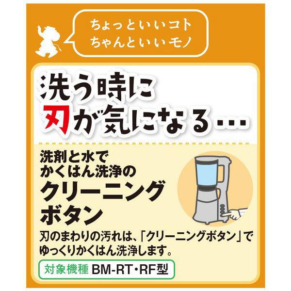 象印ミキサーBM-RF08-YA