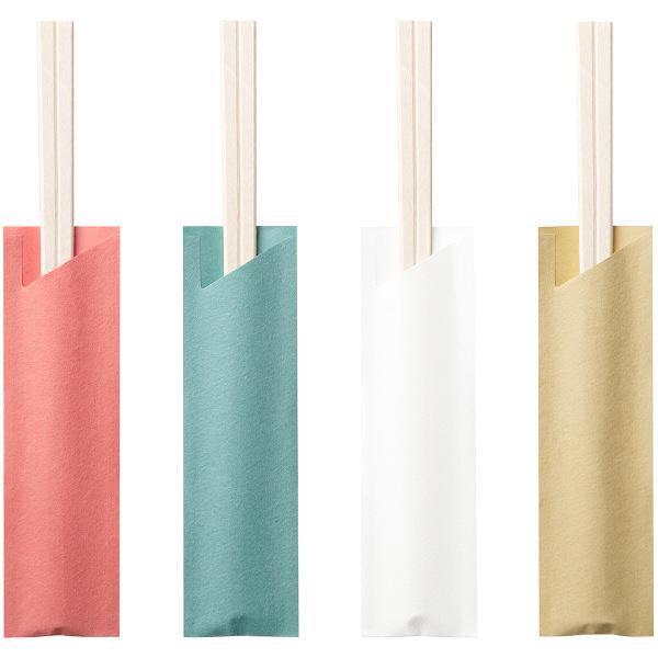 割り箸用袋 かれ色 1袋500枚入