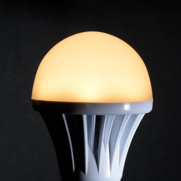 LED電球 30W相当 電球色 2個入