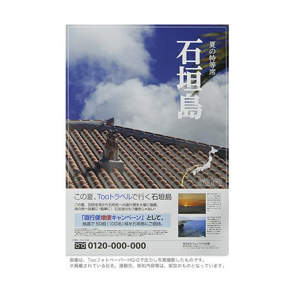 Too フォトペーパー HQ-G (光沢タイプ) IJR36-80PD (取寄品)