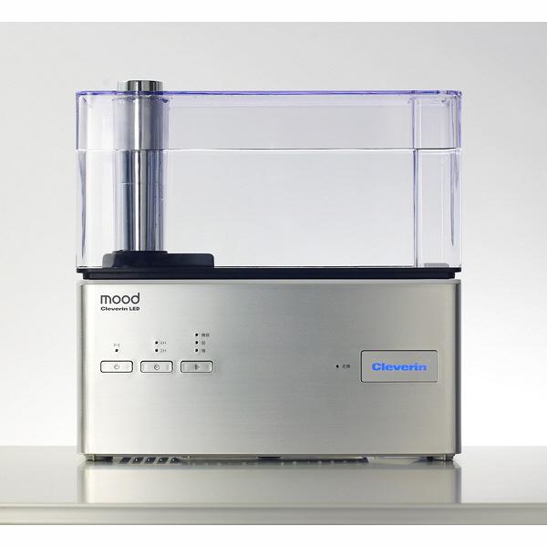クレベリン 超音波加湿器 シルバー
