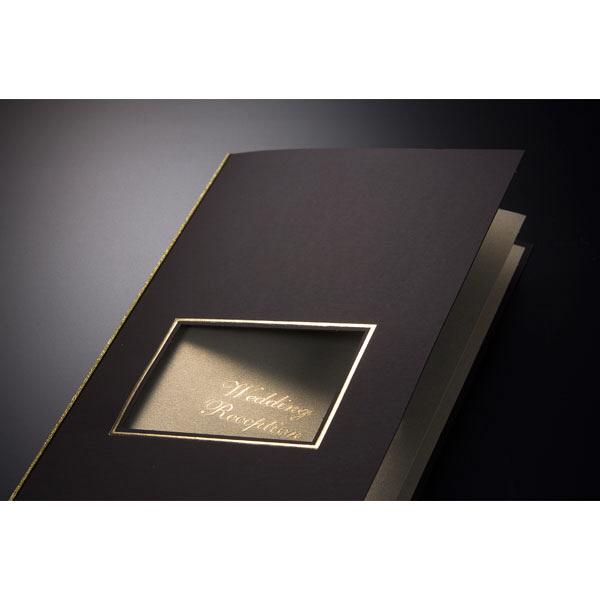 アスプルンド ウェディングカード 席次表10枚セット インペリアーレブラウン 中紙:A3 P94815