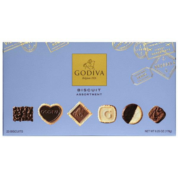 ゴディバ ビスキュイコレクションボックス