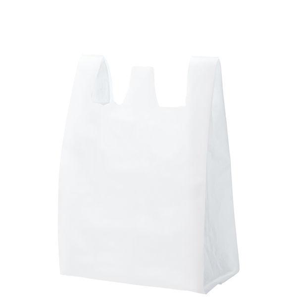 大型レジ袋(乳白) 布団用 1000×620×340mm  VCJ-FLNH 1袋(20枚入)伊藤忠リーテイルリンク