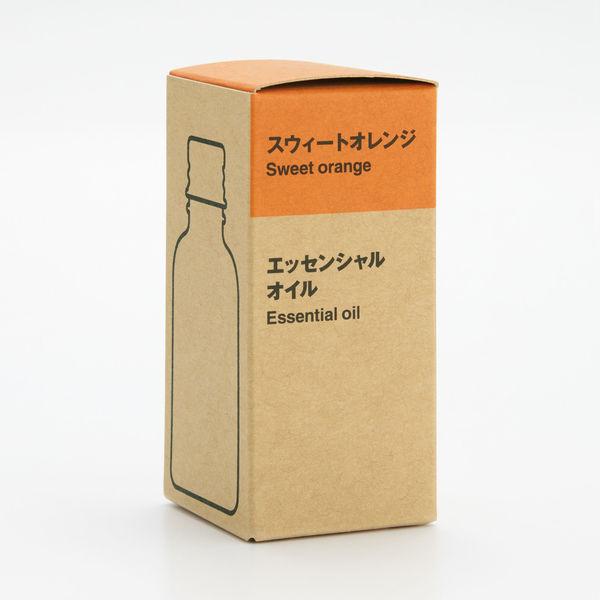 エッセンシャルオイル・Sオレンジ30ml