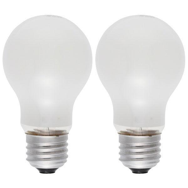 オーム電機 白熱電球 60W E26