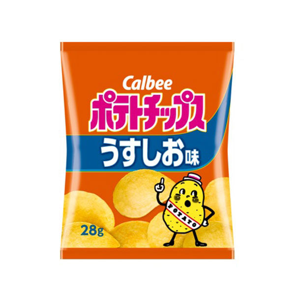 カルビーポテトチップス小袋アソート36袋