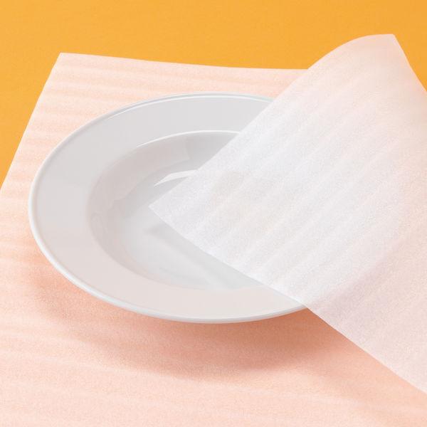 酒井化学工業 ミナフォームカット品300 白 MF110×300×300 1袋(1000枚入)