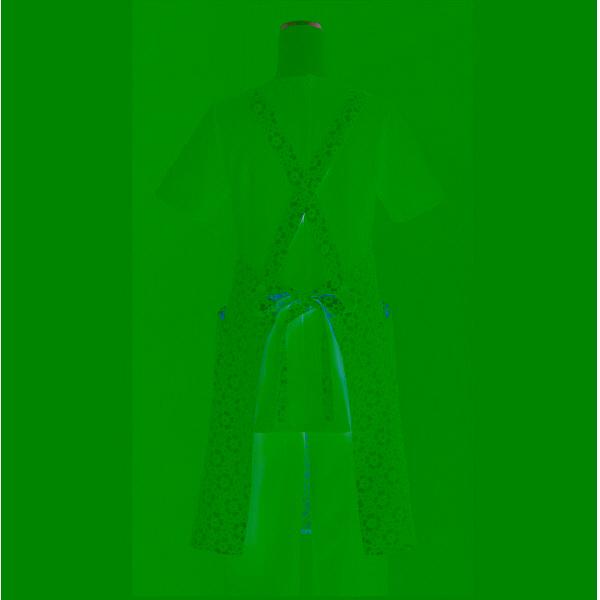 【メーカーカタログ】 サンペックスイスト エプロンCDPー901 ピンク M CDP-901-PK 1枚  (取寄品)