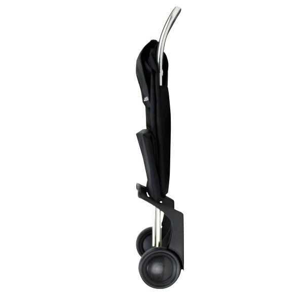 シルバーカー ラックヘルスケアRolser(ロルサー)ショッピングカート RS-313 黒 (取寄品)
