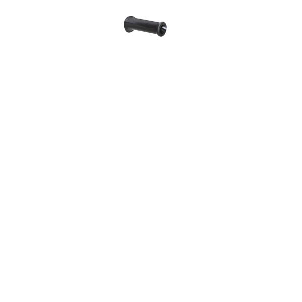 4点支持杖フィットグリップ(オールアルミ製) T-2802-2 パイプ:ブラック グリップ:ブラック テツコーポレーション 4点杖 (取寄品)