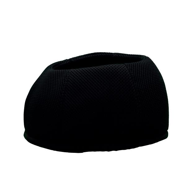 キヨタおでかけヘッドガード(キャスケットタイプ) KM-1000G L ブラック (取寄品)