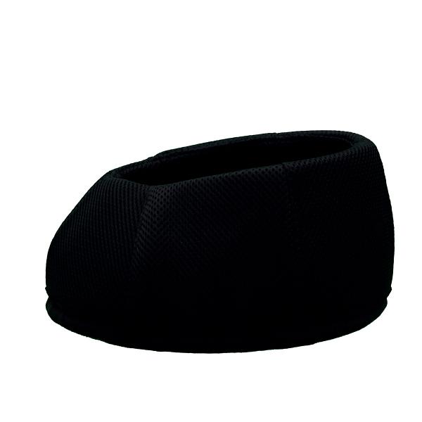 キヨタおでかけヘッドガード(ハンチングタイプ) KM-1000H M ブラック (取寄品)