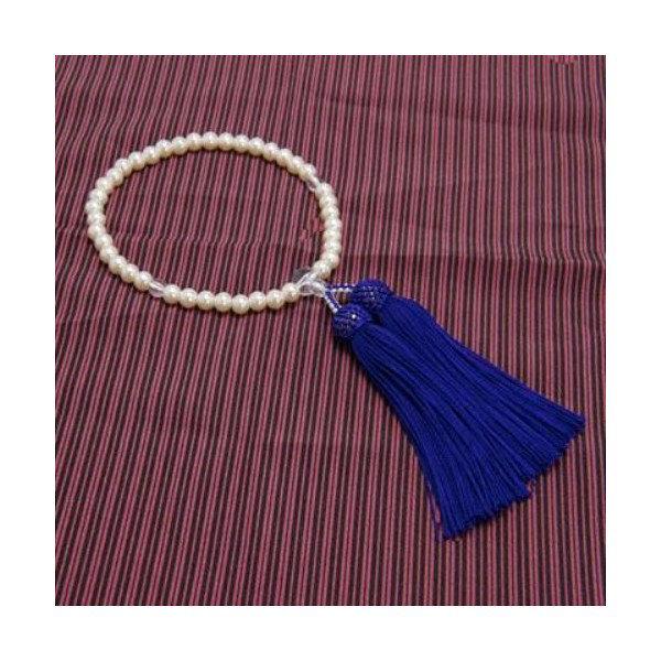 数珠 カルトラパール Pハリ仕立