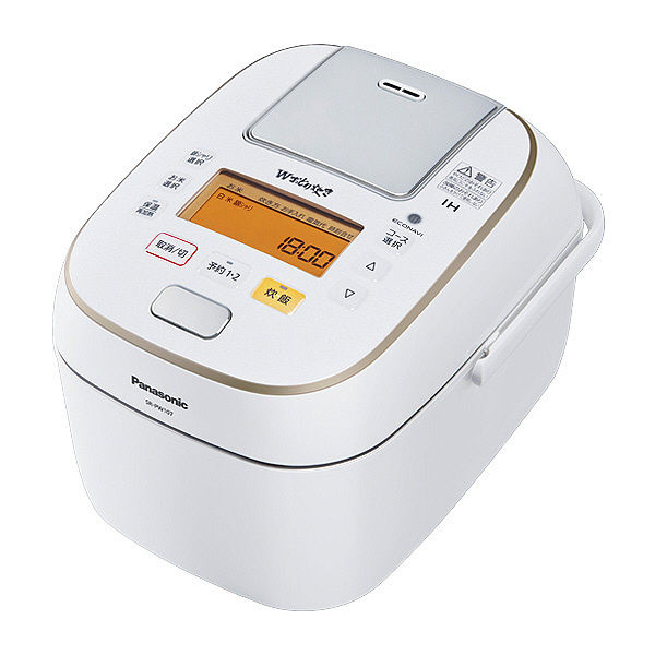 パナソニック 5.5合  圧力IH炊飯器