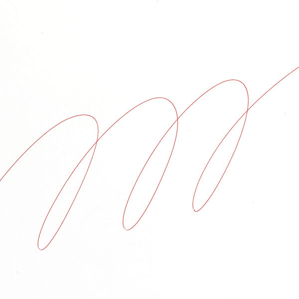 ジェットストリームボールペン 赤 0.7