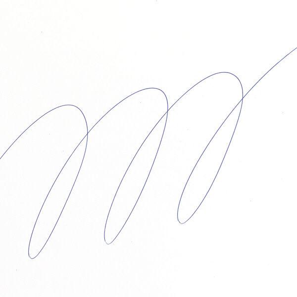 ジェットストリームボールペン 青 0.7