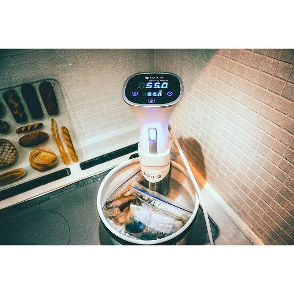 BONIQ低温調理器BNQ-01(WH)