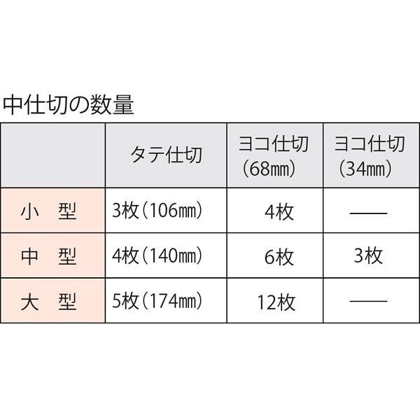 シャチハタ プラスチック印箱 小型 IBN-01