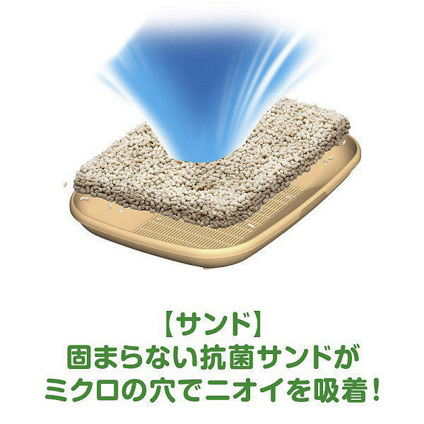 デオトイレ 消臭サンド