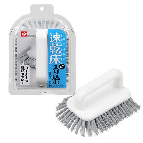 浴室清掃ブラシ・スポンジ・くもり止セット