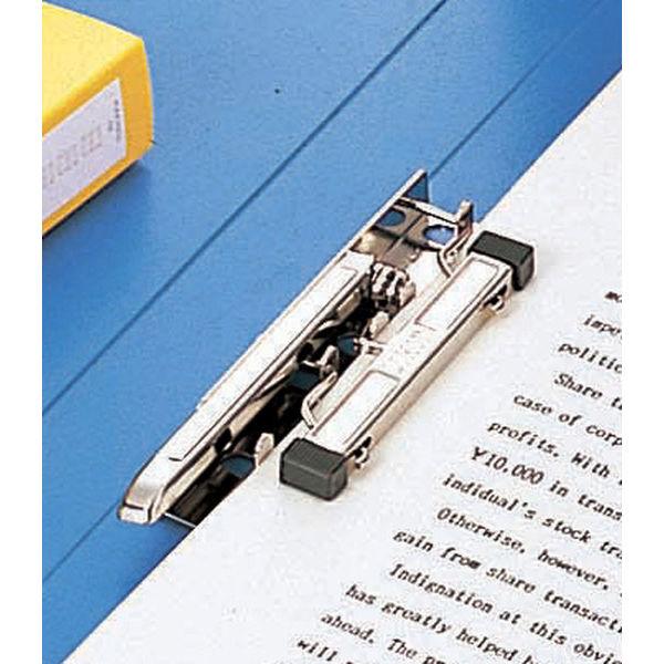 パンチレスファイル A4ヨコ リヒトラブ HEAVY DUTY 藍 F371