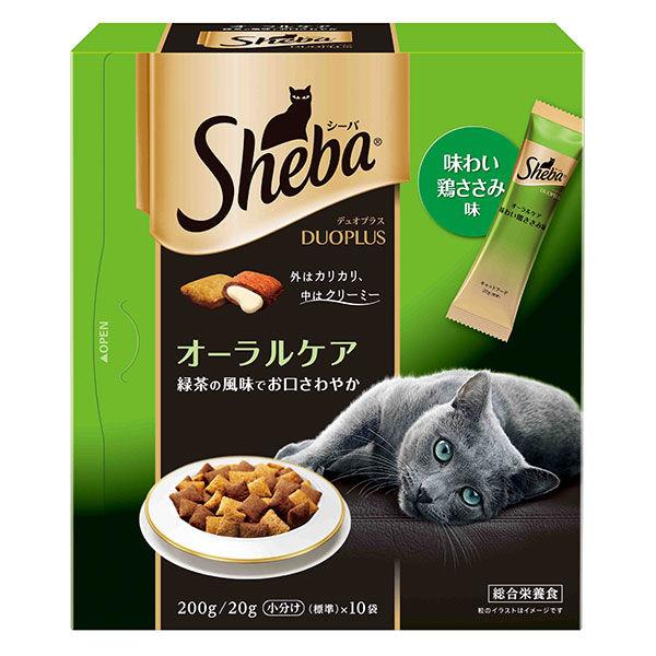 シーバデュオ天然緑茶オーラルケア×4