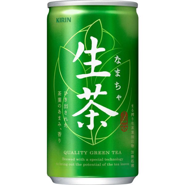 キリン 生茶 185g 1箱(20缶入)