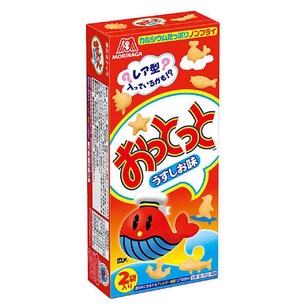 森永製菓 おっとっと うすしお味 3箱