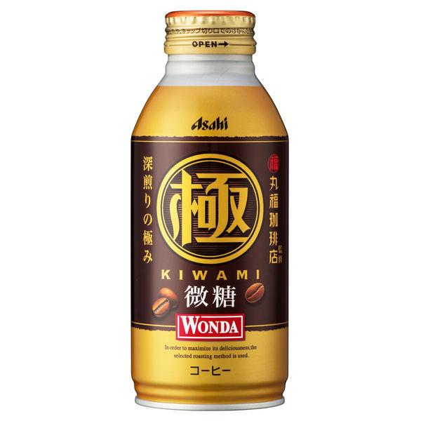 ワンダ 極 微糖 370g 6缶