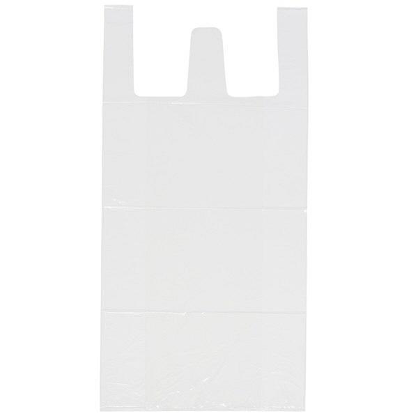 取っ手付きゴミ袋 乳白半透明 30L